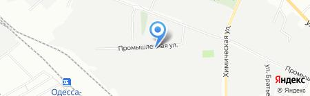 Успех ЧП на карте Одессы