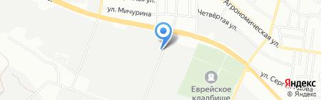 ПоКровСтрой на карте Одессы