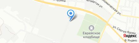 Будпостач на карте Одессы