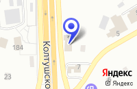 Схема проезда до компании МАГАЗИН МЕТИЗЫ во Всеволожске