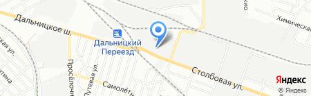 АСМ БАУ ИНЖИНИРИНГ-ЮГ на карте Одессы