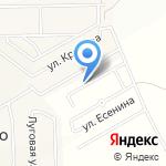 Шагрово на карте Санкт-Петербурга