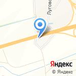 Сордон на карте Санкт-Петербурга