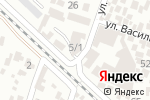 Схема проезда до компании Альтернатива в Одессе