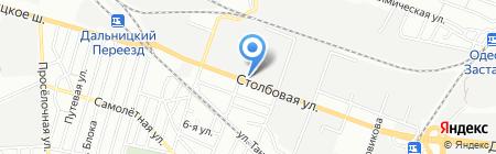 Профипартс на карте Одессы