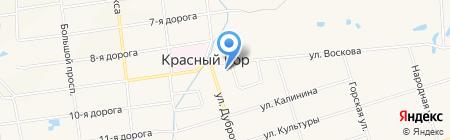 Церковь Покрова Пресвятой Богородицы на карте Феклистово