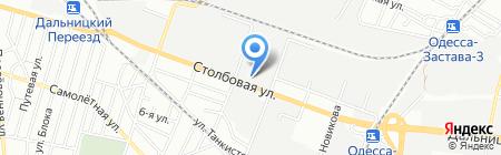 Престиж на карте Одессы