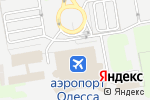 Схема проезда до компании Банкомат, УКРЕКСІМБАНК, ПуАТ в Одессе