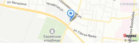 AvtoStarter на карте Одессы