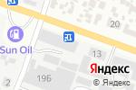 Схема проезда до компании Альпина в Одессе