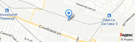Wintech на карте Одессы