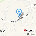 МВМ-авто на карте Санкт-Петербурга