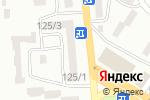 Схема проезда до компании Нова Пошта в Одессе