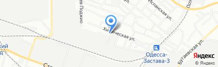 Di Fresco на карте Одессы