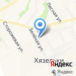 Золотые времена на карте Санкт-Петербурга