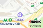 Схема проезда до компании Авіаком, ТОВ в