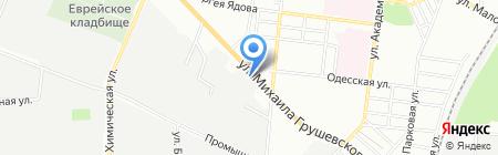 СтройЦентр на карте Одессы