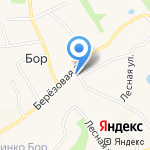 Садомания на карте Санкт-Петербурга