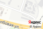 Схема проезда до компании Мотор в Одессе