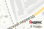 Схема проезда до компании Бавария в Одессе