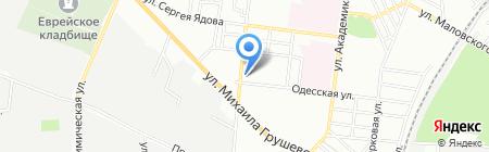 Автотрансгрупп на карте Одессы