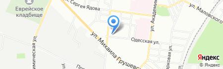 Марко Лтд на карте Одессы