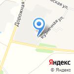 Рубус Дом на карте Санкт-Петербурга