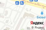 Схема проезда до компании Оконика в