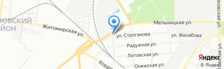 Аста-Элит Классик на карте Одессы