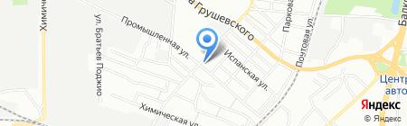 Abi-therm на карте Одессы