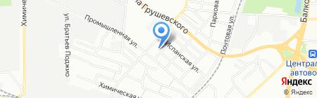 Moulin Rouge на карте Одессы