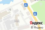 Схема проезда до компании House-mix в Одессе