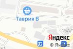 Схема проезда до компании BarbeQ в Одессе