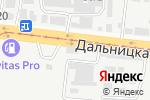 Схема проезда до компании Ритм в Одессе
