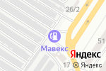 Схема проезда до компании Оптим Групп в Одессе