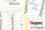 Схема проезда до компании Водоворот в Одессе