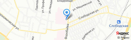 Одесская областная ассоциация психиатров на карте Одессы