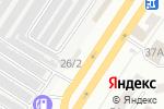 Схема проезда до компании Центр автострахования в Одессе