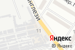 Схема проезда до компании Almi-Decor в Одессе