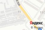 Схема проезда до компании Marmer`s в Одессе