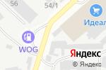 Схема проезда до компании СТО в Одессе