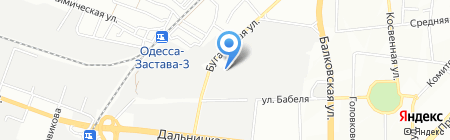 Добробут ЧП на карте Одессы