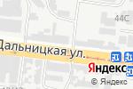 Схема проезда до компании Ін-Тайм, ТОВ в Одессе