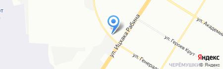 Marchello на карте Одессы