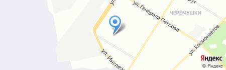 КБ Хрещатик на карте Одессы