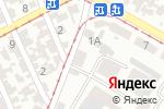 Схема проезда до компании Фирма по продаже деревянных поддонов в Одессе