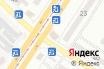 Схема проезда до компании Taxist в Одессе
