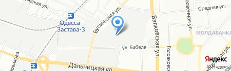 Лидер Климат на карте Одессы
