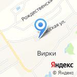 Компания по производству бытовок на карте Санкт-Петербурга