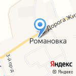 Герком на карте Санкт-Петербурга
